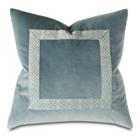 Stockholm Velvet Decorative Pillow