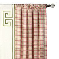 BLIGHT ROSE CURTAIN PANEL RIGHT