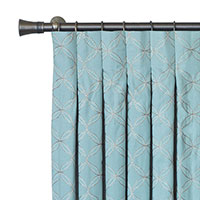 Latcherie Sky Curtain Panel