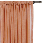 PALAPA RUST CURTAIN PANEL