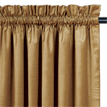 LUCERNE GOLD CURTAIN PANEL
