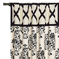EVELYN CURTAIN PANEL