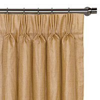 Meridian Cashew Curtain Panel