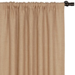 RUSTIQUE WHEAT CURTAIN PANEL