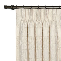 DESIREE PEARL CURTAIN PANEL