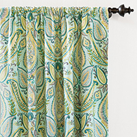 Barrymore Curtain Panel