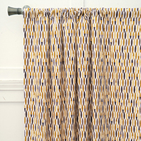 Truman Coin Curtain Panel