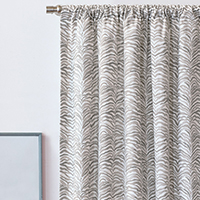 Amara Dove Curtain Panel