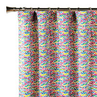 GIGI CONFETTI CURTAIN PANEL