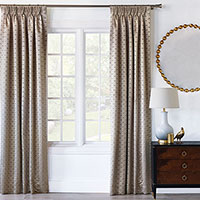 ISOLDE CURTAIN PANEL