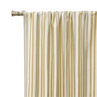 Genevieve Citrine Curtain Panel