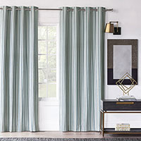 Hugo Stripe Curtain Panel
