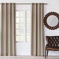ALDRICH GROMMET CURTAIN PANEL