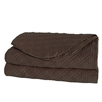 COPERTA WALNUT COVERLET