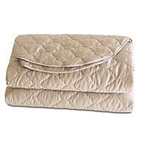 Viola Sable Coverlet