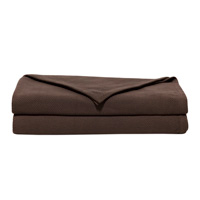 Bozeman Brown Coverlet