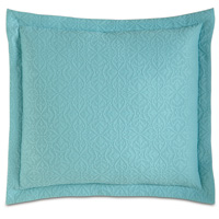Mea Aqua Decorative Pillow