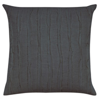 Shiloh Charcoal Square Decorative Pillow
