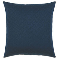 BRISEYDA INDIGO DEC PILLOW