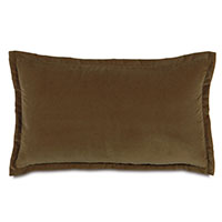 JACKSON MOCHA DEC PILLOW B