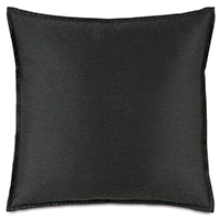 PIERCE ONYX ACCENT PILLOW