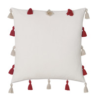 Akela Tassel Decorative Pillow