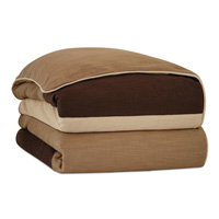 HABERDASH CAMEL DUVET COVER and Comforter