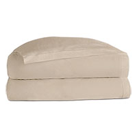 DELUCA ALMOND DUVET COVER