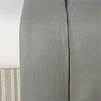 BREEZE SLATE DUVET COVER