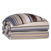 Quinlan Stone Hand-Tacked Comforter