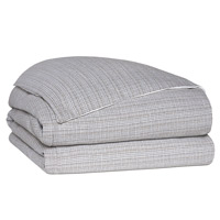 Fleck Mineral Hand-Tacked Comforter