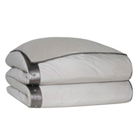 Edris Fog Hand-Tacked Comforter