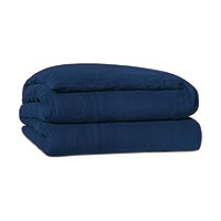 Resort Indigo Duvet Cover