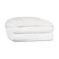 Resort Shell Fret Duvet Cover