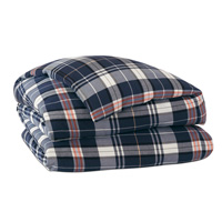 SCOUT NAVY DUVET COVER TWIN