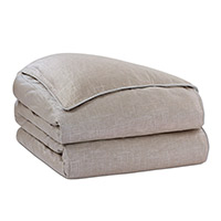 ISOLDE HAND TACKED COMFORTER SUPER KING