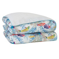 PALOMA TROPICAL DUVET COVER