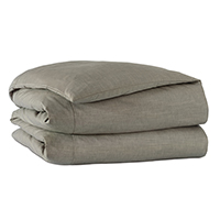 Echo Solid Duvet Cover