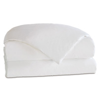 Fresco Luxe White Duvet Cover