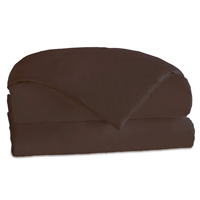 FRESCO CLASSIC WALNUT DUVET COVER