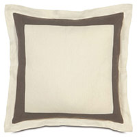 BREEZE PEARL/CLAY EURO SHAM