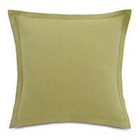 Breeze Palm Euro Sham
