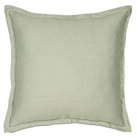 Resort Mint Euro Sham