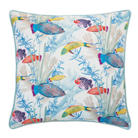 Paloma Tropical Euro Sham
