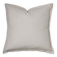 Vail Percale Euro Sham in Bisque