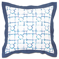 Castaway Lattice Euro Sham