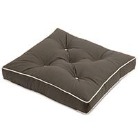 FULLERTON ESPRESSO FLOOR CUSHION