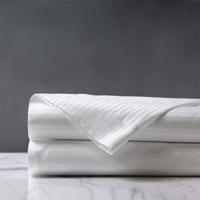 EMILIO WHITE KING FLAT SHEET