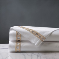 CELINE CHAMPAGNE KING FLAT SHEET