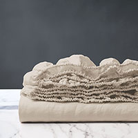 Shiloh Linen Fitted Sheet